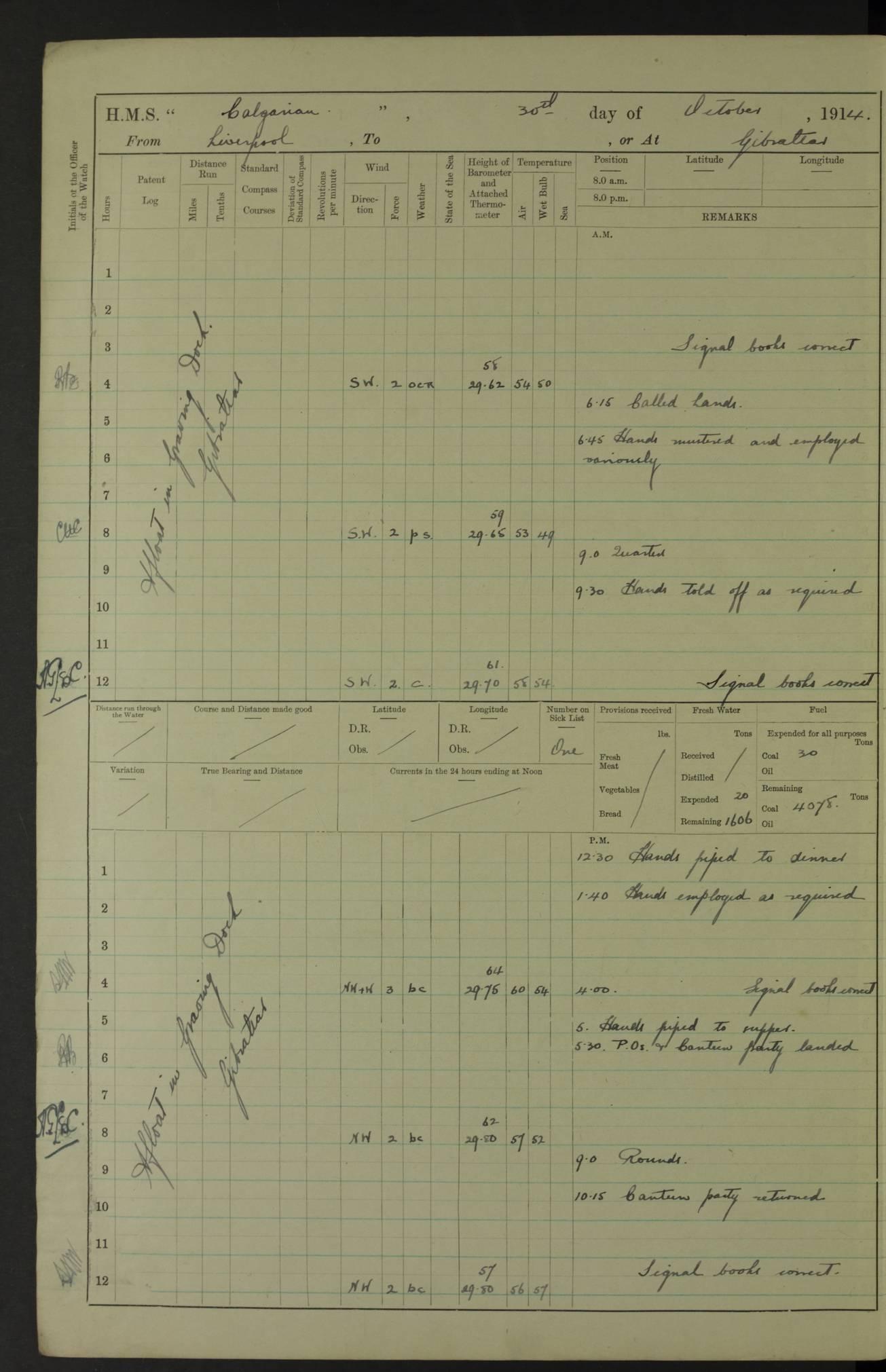 Hms Calgarian Armed Merchant Cruiser British Warships Of World War 1 1949 Plymouth Wiring Diagram 4caf84e3cadfd3419700af37 Http Oldweathers3amazonawscom Adm53 36639 Adm 53 018 0